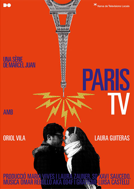 Paris TV, Maria Vives